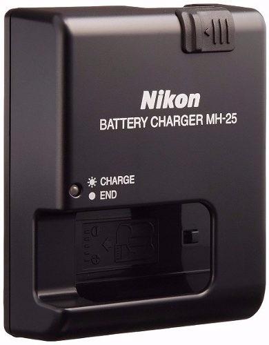 nikon bateri cargador