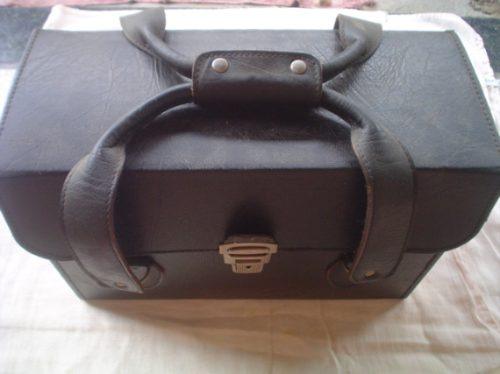 nikon - bolsa original nikon - para câmeras 35 mm - completa