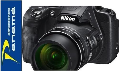 nikon cámara b500 16.0 mp zoom 40x wifi nfc full hd movie 3
