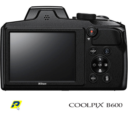 nikon cámara b600 16.0 mp zoom 40x wifi nfc full hd movie 3