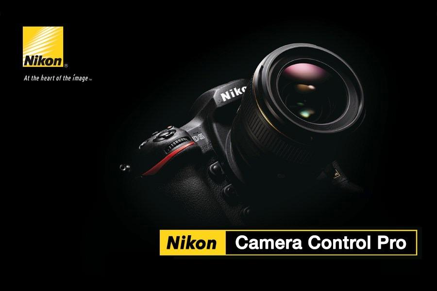 Resultado de imagen de Nikon Camera Control Pro
