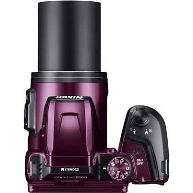 nikon coolpix b500 (colores) 16mpx 40x wifi nfc bluetooth