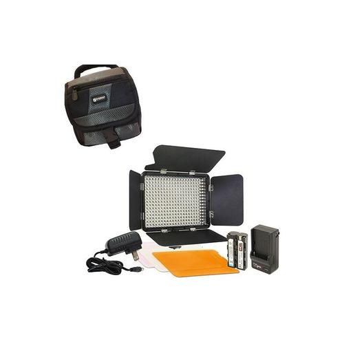 nikon coolpix l110 cámara digital iluminación vidpro ultra-s