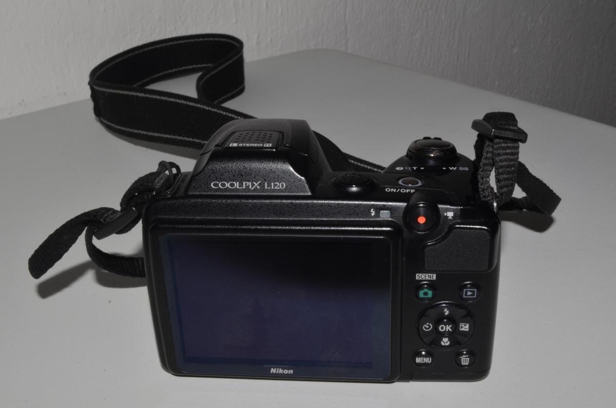 Nikon COOLPIX L120 Driver