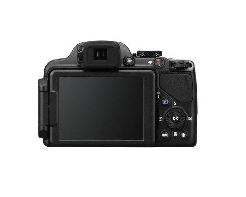 nikon coolpix p520 cámara digital cmos de 18.1 mp con lente