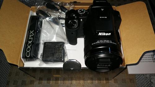 nikon coolpix p900 nueva