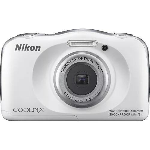 nikon coolpix s mp cámara a prueba de agua a prueba de golp
