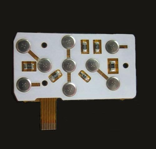 nikon coolpix s2500, teclado placa de botones