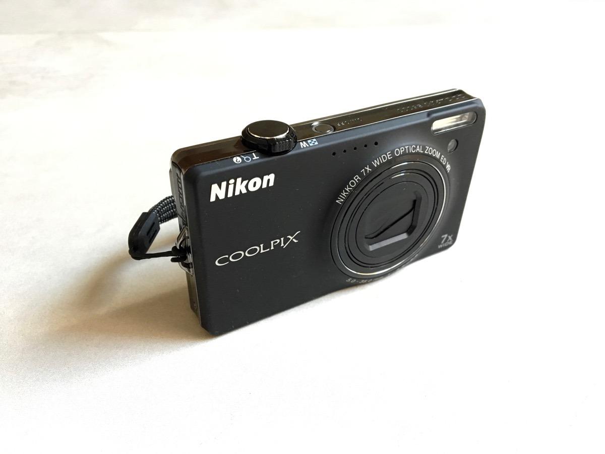 Nikon COOLPIX S6000 Driver UPDATE
