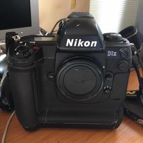 Nikon D1x Completa E Funcional