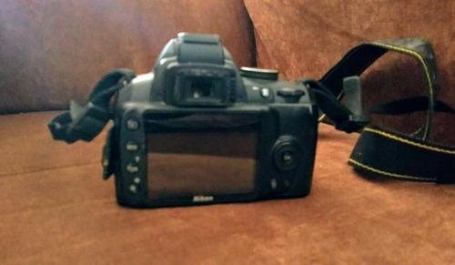 nikon d3000 com lente 18-55
