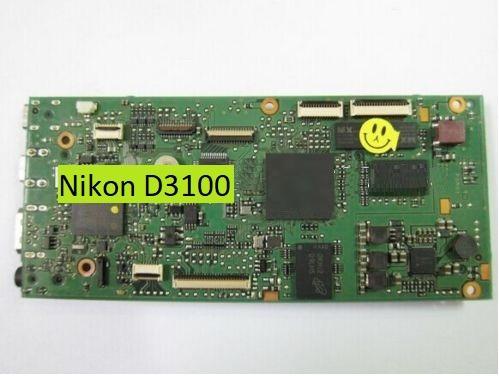 nikon d3100 tarjeta principal mainboard pcb repuestos