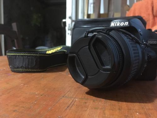 nikon d3200 / 18-55