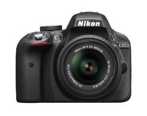 nikon d3300 24.2 mp cmos digital slr con auto focus-s dx nik