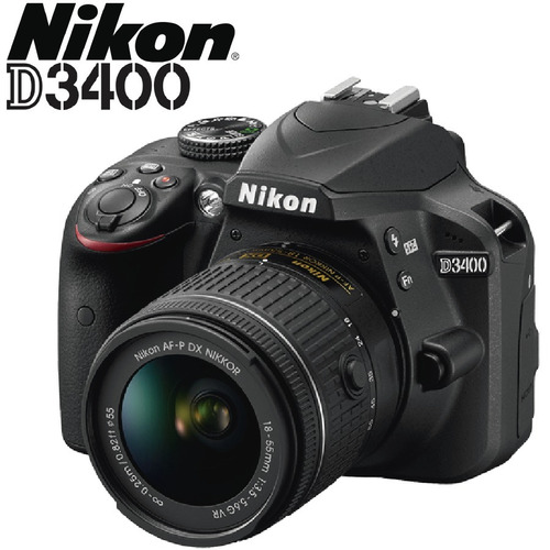 nikon d3400 + factura para la garantia