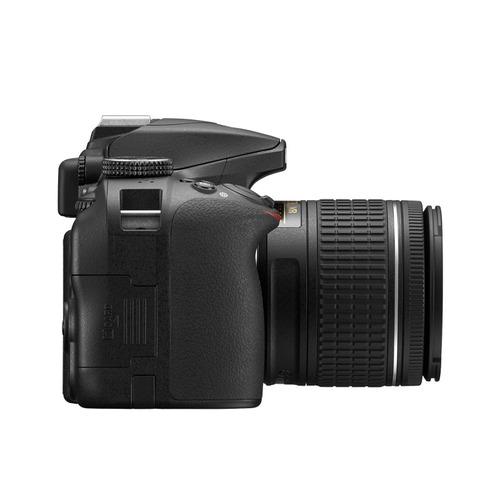 nikon d3400 kit lente18-55vr 24.2mp full hd+memoria sd 32gb.