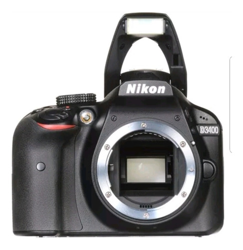 nikon d3400 lente 18-55mm vr