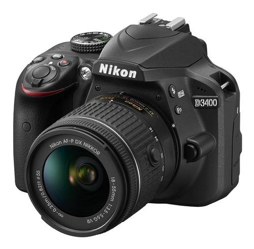 nikon d3500 con lente 18-55mm envio gratis