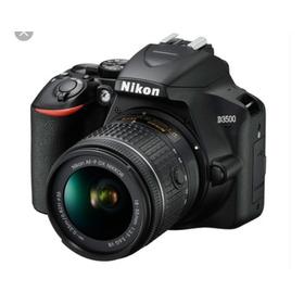 Nikon D3500 Con Lente 18.55 Mm