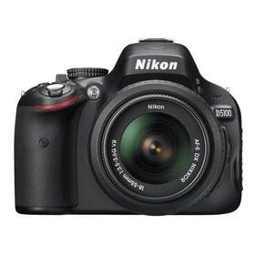 Nikon D5100 + Lente + Flash + Set De Baterías