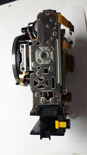 nikon d5100 unidade de controle com ccd e obturador