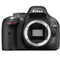 nikon d5200 cámara digital slr slr de 24.1 mp sólo (negro)