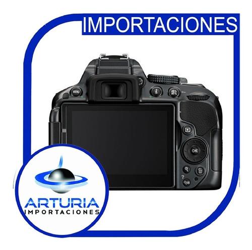 nikon d5300 con lente 18-55mm incluye memoria 64gb + bolso