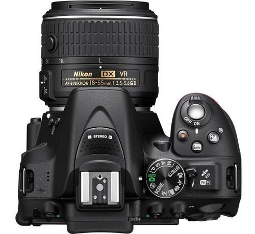 nikon d5300 dslr lente 18-55mm financiamiento - inteldeals