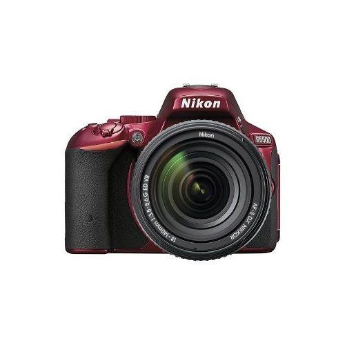 nikon - d5500 cámara réflex digital con af-s dx nikkor 18-14