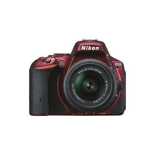 nikon - d5500 cámara réflex digital con lente de 18-55mm f -