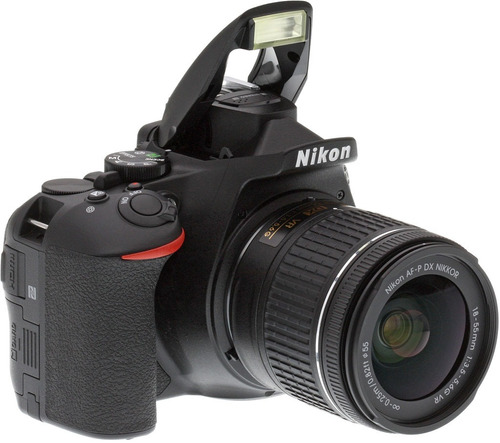 nikon d5600 reflex 5600 kit 18-55 full hd wi fi 24mp tactil