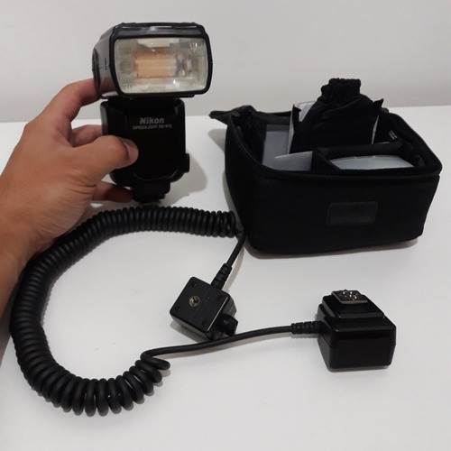 nikon d600 + 2 lentes + 6 baterias + acessórios