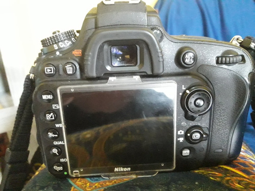 nikon d610 + lente 24-70 sigma