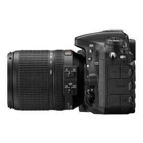 Nikon D7200 + Lente 18-140mm