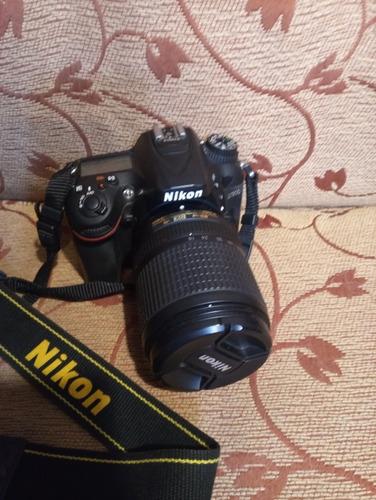 nikon d7200 18-140, lente 105 macro nikon,mochila,tripode