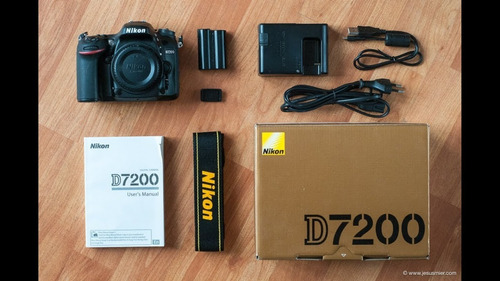 nikon d7200 body /24mpx / expped 4 / d7100 d5600  d7500
