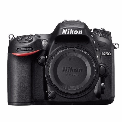 nikon d7200 body reflex 24mp full hd wifi mdq garantía