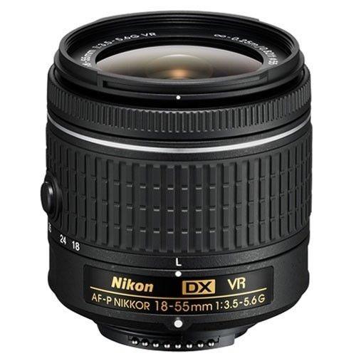 nikon d7200 dslr + af-p 18-55mm vr + afp 70-300mm vr