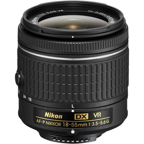 nikon d7200 dslr camera + 18-55mm vr
