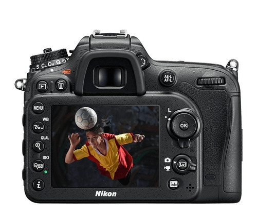 nikon d7200 kit 18-140 reflex 24mp full hd wifi camara nueva