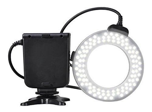 nikon d750 dual macro led anillo de luz / flash