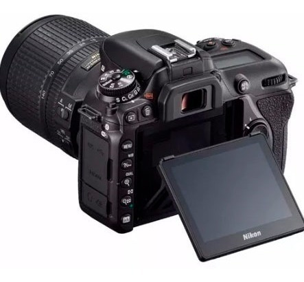 nikon d7500 kit 18-140 reflex 21mp 4k wifi bluetooth camara