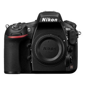 Nikon D810 Dslr Cor Preto