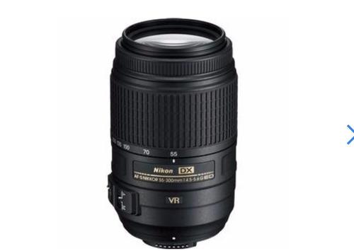 nikon d90 y lentes 55-200 y 18-55