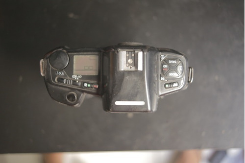 nikon f90x com grip mb-10 analógica 35mm filme lomography