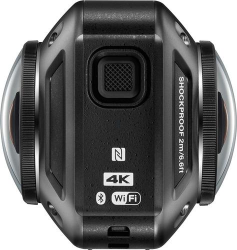 nikon keymission 360 |cámara de acción en 360 grados 4k wifi