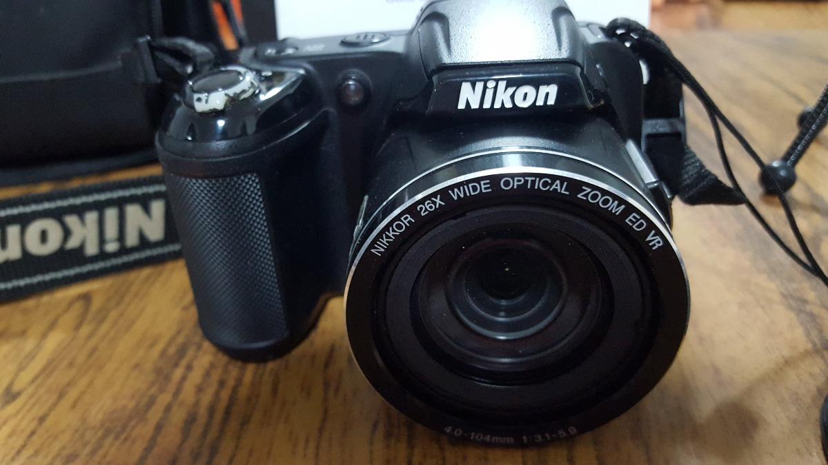 Nikon L810 De 161 Mpx Y Zoom Optico 26x C Accesorios 4500 Cargando