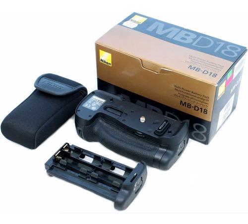 nikon mb-d18 grip original multi power bateria pack d850