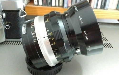 nikon nikkor 50 mm 1,4 ai.