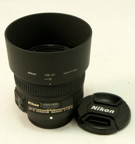 nikon nikkor af-s 50mm f1.8 g